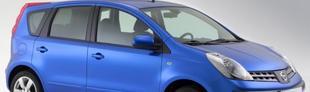 Prova Nissan Note 1.4  16V Acenta