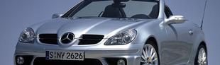 Prova Mercedes SLK 350 V6 Sport