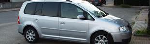 Prova Volkswagen Touran 1.9 TDI Trendline 5 posti