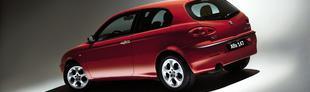 Prova Alfa Romeo 147 1.9 JTD Progression