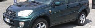 Prova Toyota Rav4