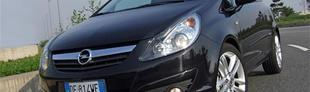 Prova Opel Corsa 1.2 3 porte Sport Easytronic