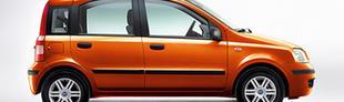 Prova Fiat Panda 1.2 Dynamic