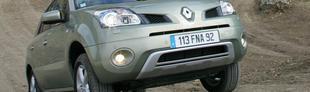 Prova Renault Koléos 2.0  dCi 150CV FAP 4X4 Dynamique