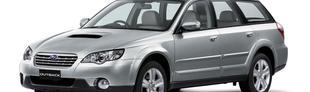 Prova Subaru Outback 2.0D Navi VE