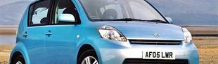 Prova Daihatsu Sirion 1.3 Hiro Automatica