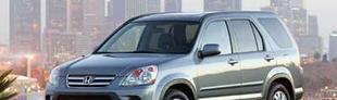 Prova Honda CR-V