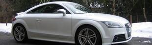 Prova Audi TT Coupé TTS 2.0 TFSI quattro S tronic