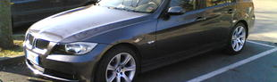 Prova BMW Serie 3 320d Eletta