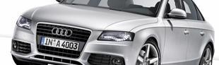 Prova Audi A4 2.0 TDI 143 CV