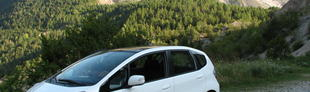 Prova Honda Jazz 1.4 Exclusive