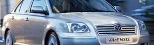 Prova Toyota Avensis