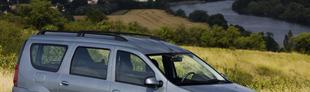 Prova Dacia Logan MCV 1.6 Lauréate  GPL