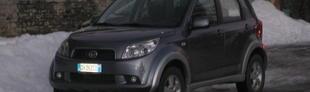 Prova Daihatsu Terios 1.3 Hiro