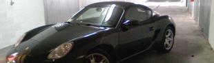 Prova Porsche Cayman 2.9