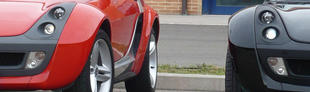 Prova Smart Roadster
