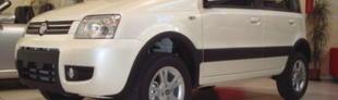 Prova Fiat Panda 4x4