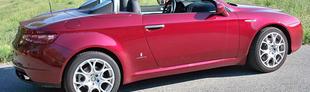 Prova Alfa Romeo Spider 3.2 V6 Q4