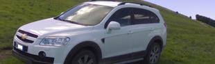Prova Chevrolet Captiva 2.0 VCDi LTX