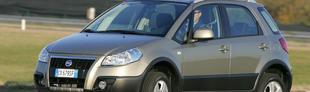 Prova Fiat Sedici 1.9 Multijet Dynamic