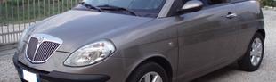 Prova Lancia Ypsilon 1.3 Multijet Argento DPF