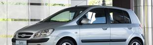 Prova Hyundai Getz