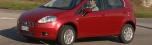 Prova Fiat Grande Punto 1.4 77 CV EasyPower Actual 3p