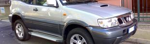 Prova Nissan Terrano II