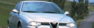 Prova Alfa Romeo 156 1.8 TS
