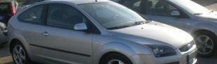 Prova Ford Focus 1.6 TDCi 90CV Ikon 3 porte
