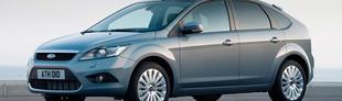 Prova Ford Focus 1.6 GPL Ikon 3 porte