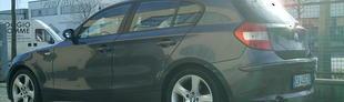 Prova BMW Serie 1 120d Eletta 5p