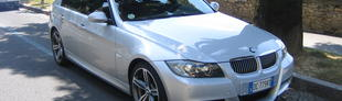 Prova BMW Serie 3 330d M Sport