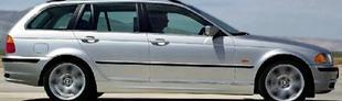 Prova BMW Serie 3 Touring