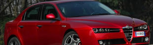 Prova Alfa Romeo 159 1750 TBi Progression