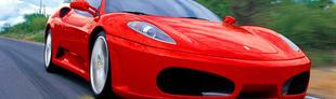 Prova Ferrari 430