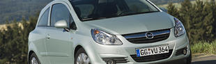 Prova Opel Corsa 1.2 GPL-Tech 3 porte Enjoy