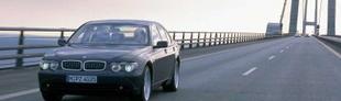 Prova BMW Serie 7