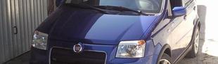 Prova Fiat Panda 1.4 16V 100 HP