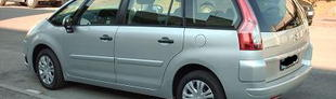 Prova Citroën Grand C4 Picasso 1.6 HDi 16V CMP-6 Classique
