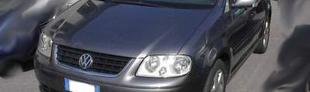 Prova Volkswagen Touran 1.9 TDI Conceptline 5 posti
