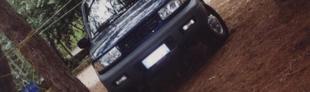 Prova Tata Safari 2.2 Dicor 4WD