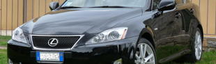 Prova Lexus IS 220d