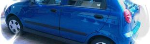 Prova Chevrolet Matiz SE Planet
