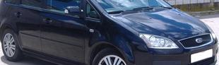 Prova Ford C-Max 1.6 Ikon