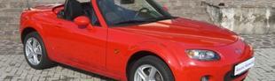 Prova Mazda MX-5