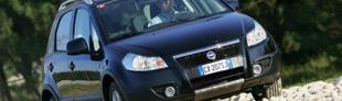 Prova Fiat Sedici 2.0 16V Multijet Experience 4x4