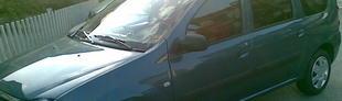 Prova Dacia Logan MCV 1.4