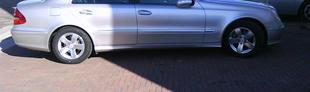 Prova Mercedes E