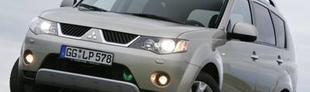 Prova Mitsubishi Outlander 2.0 DI-D Instyle 7posti